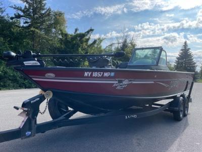 2019 Lund ProV 1975 20 ft | Lake Erie
