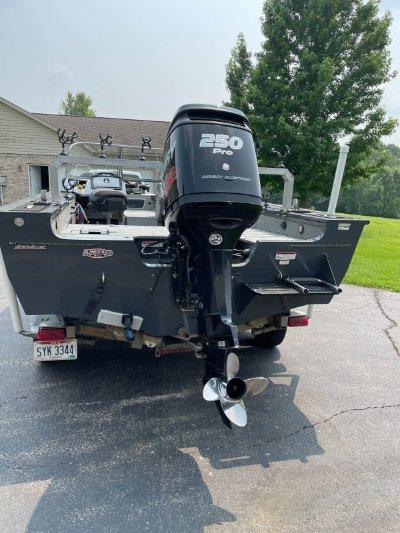2017 Tracker Targa 20W/T 20 ft | Lake Erie